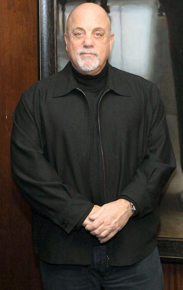 Billy Joel turns 63 on May 9.