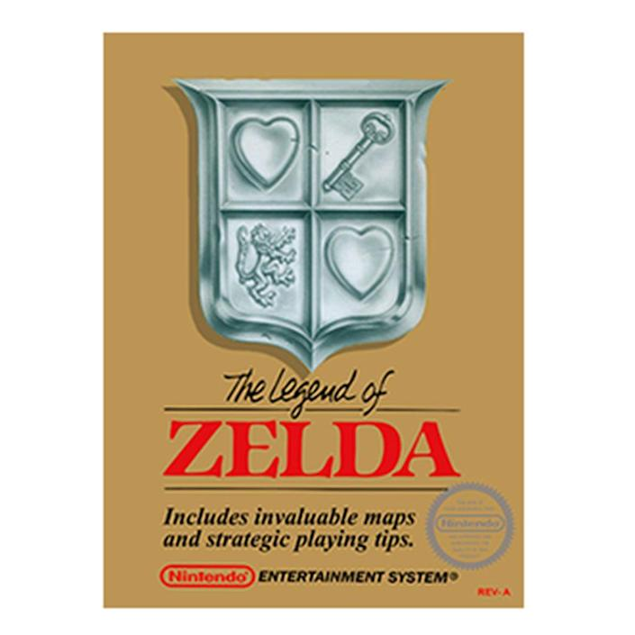 <p>This action-adventure game for Nintendo, was one of the first epic quest games and it really got Gen-X hooked on the world of Hyrule and the intrepid elf-like Link and his adventures to rescue Princess Zelda. </p>