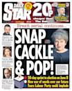 <p>The Daily Star went with a cereal pun on their front page, and their picture of the Prime Minister makes it a full house for the PM. </p>