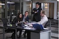 """<p>In an interview with <a href=""""https://www.etonline.com/tv/159184_the_mentalist_boss_on_unexpected_death_jane_and_lisbon_romance"""" rel=""""nofollow noopener"""" target=""""_blank"""" data-ylk=""""slk:ET"""" class=""""link rapid-noclick-resp""""><em>ET</em></a>, Josie Loren revealed that the CBI almost had another office romance on their hands. """"Wylie and Vega were drifting toward something more a little bit more than friendship,"""" she said. """"And I think if Vega and Wylie had a whole season, I think it would have been very clear that Wylie was perfect for Vega.""""</p><p><br><br></p>"""