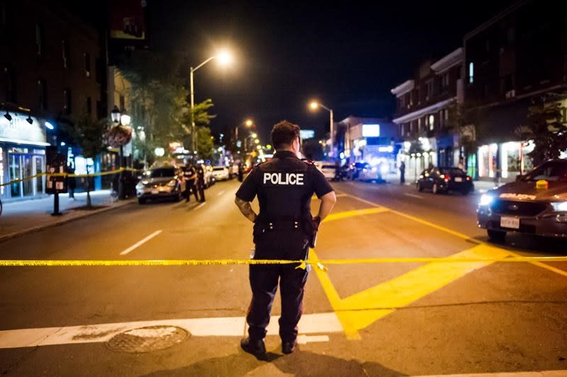 Toronto's Greektown, known for bustling patio culture, becomes site of mass shooting