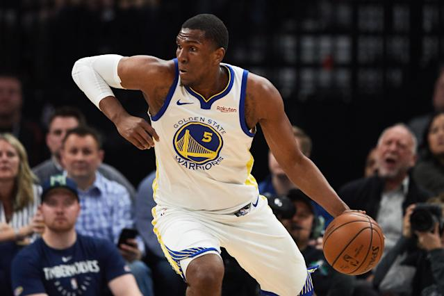 Did Kevon Looney's playoff performance go from underrated to overvalued? (Getty Images)