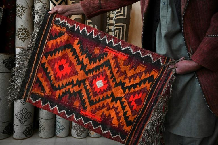 Experienced rug sellers say only careful inspection with a seasoned eye and delicate touch can reveal the true value of a rug