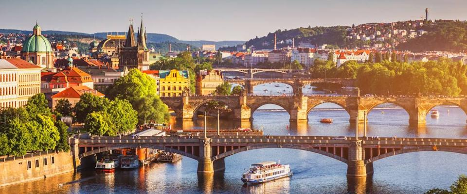 <cite>DaLiu / Shutterstock</cite> <br>The Czech Republic is a very charming and welcoming retirement destination.<br>