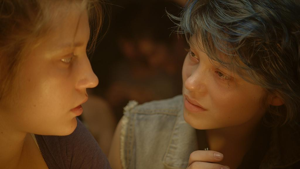 "Best Picture: ""Blue is the Warmest Color"""