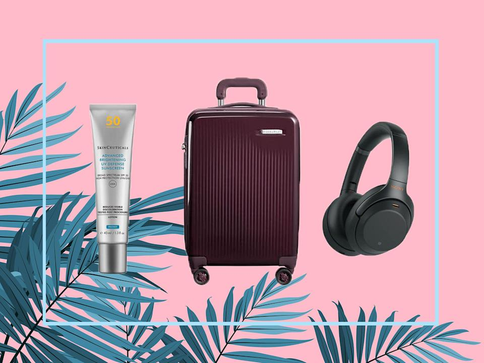 Get prepared ahead of 6 July, when international travel to Europe will be allowed, with our holiday packing guide: iStock/The Independent