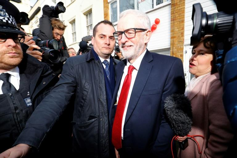 The main opposition Labour party suffered its worst result since 1935, forcing leader Jeremy Corbyn to announce he would be stepping down