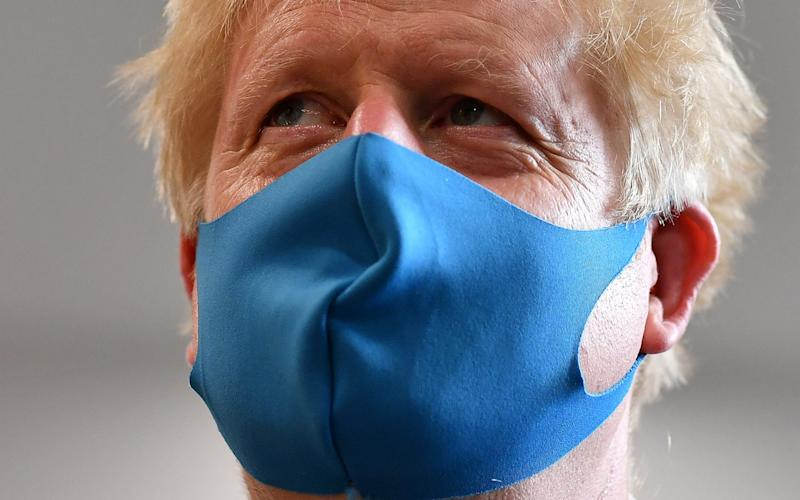 Boris Johnson said there would be enough social care workers