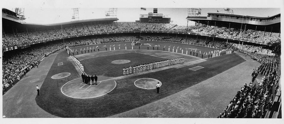 21 future Hall of Famers played in the 1971 All-Star Game, played at Tiger Stadium in Detroit.