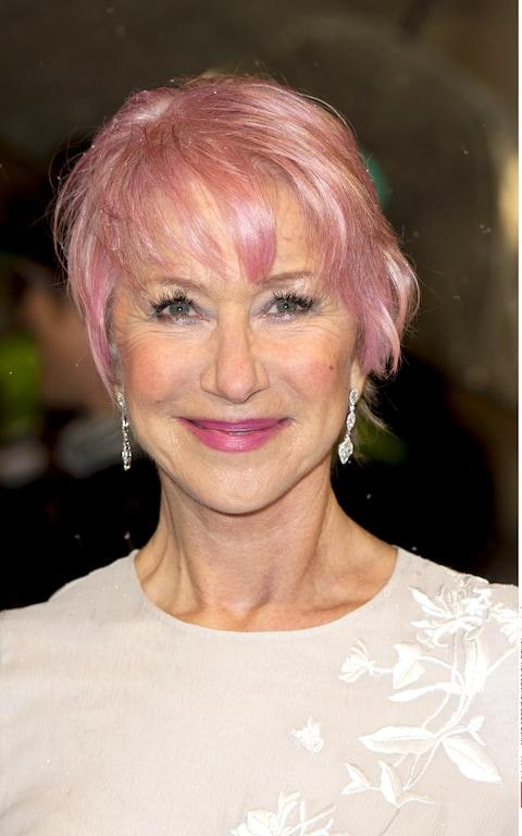Helen Mirren  - Credit:  REX/Shutterstock/Copyright (c) 2013 Rex Features. No use without permission.