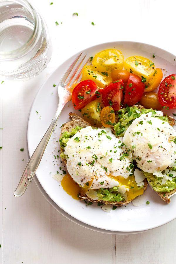 "<strong>Get the <a href=""http://pinchofyum.com/simple-poached-egg-avocado-toast"" target=""_blank"">Simple Poached Egg and Avocado Toast recipe</a>&nbsp;from Pinch of Yum</strong>"