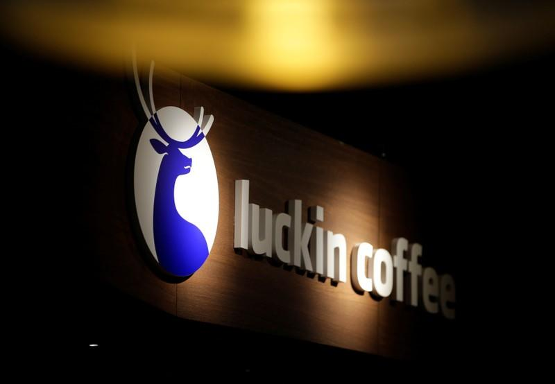 Starbucks China rival Luckin's rapid expansion powers upbeat forecast