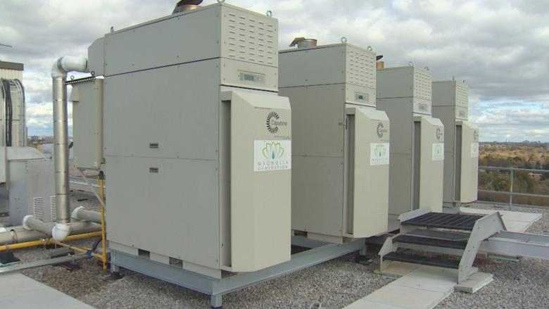 Toronto condo's backup power generators go live, 4 years after the ice storm