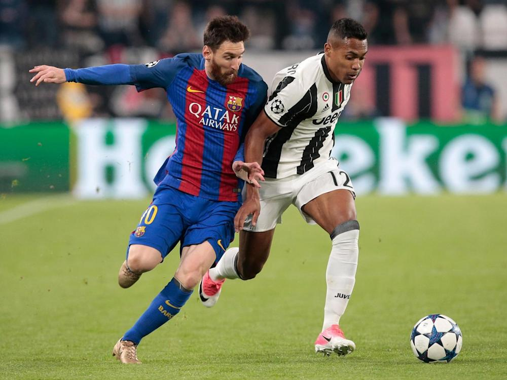 Messi was far from perfect in the first leg (Getty)
