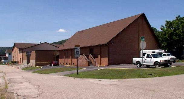 PHOTO: The Kanawha-Charleston Health Department in West Virginia announced on July 15, 2020, that at least 24 congregants of the North Charleston Apostolic Church have tested positive for the novel coronavirus. (WCHS)