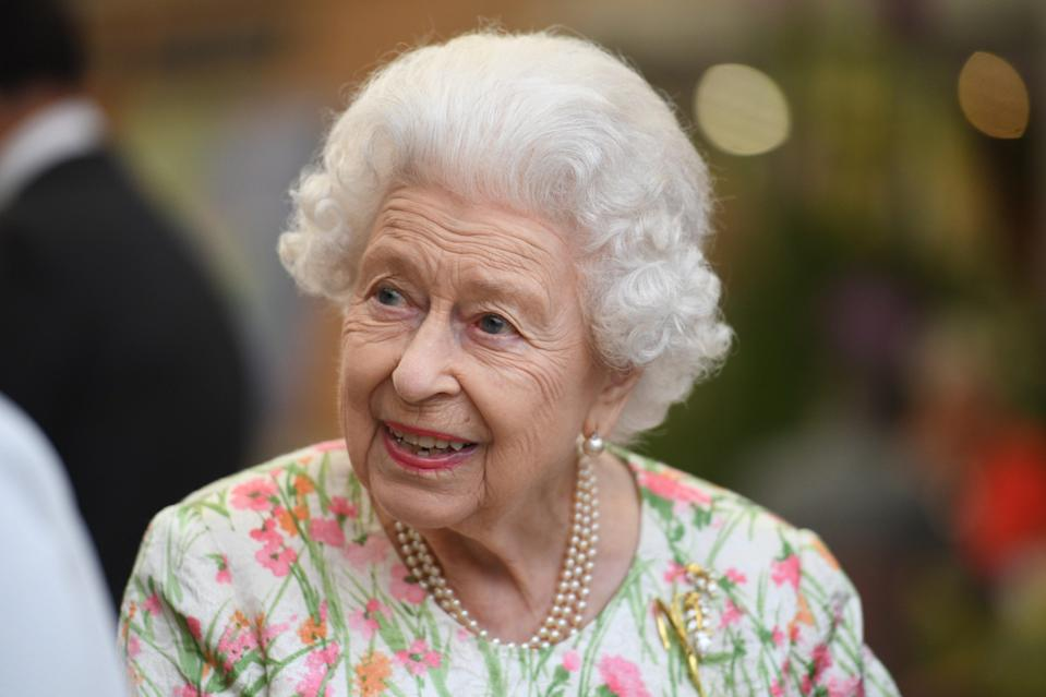 The Queen put leaders at ease at the G7 reception (Getty Images)