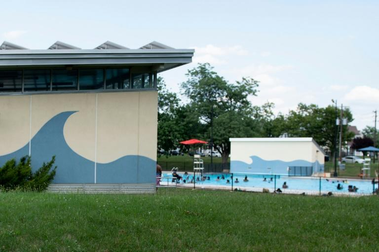 Another of Wilmington's civic sites to bear the former vice president's name is the Joseph R Biden Jr Aquatic Center, which is even adorned with the vice-presidential seal