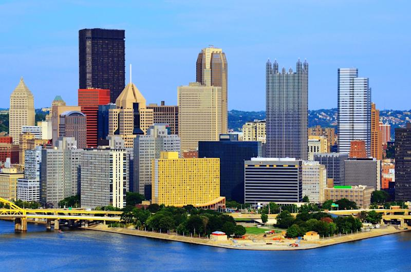 Pittsburgh, Pennsylvania is setting the standard for becoming a tech hub
