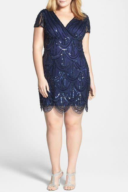 From <span>Nordstrom Rack</span>. Comes up to a size 24W.