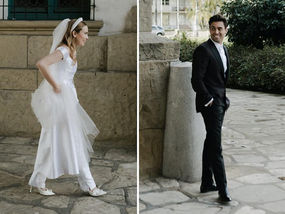 lizzie and joe first look