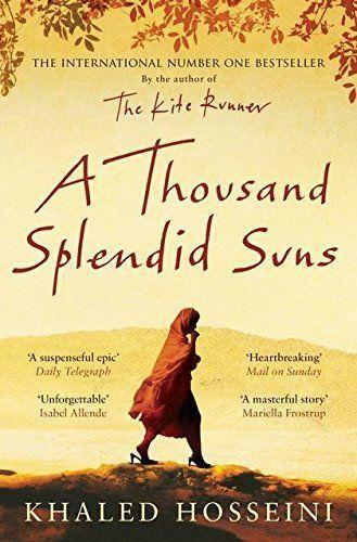 "<p>The Kite Runner author Khaled Hosseini's second novel does not disappoint. Set in Afghanistan from the early 1960s to the early 2000s, it follows the story of Mariam who suffers from both the stigma surrounding her birth along with the abuse she faces throughout her marriage.</p><p><a class=""link rapid-noclick-resp"" href=""https://www.amazon.co.uk/Thousand-Splendid-Suns-Khaled-Hosseini/dp/074758589X/ref=sr_1_1?crid=38DB4UQLFM3IU&dchild=1&keywords=thousand+splendid+suns+book&qid=1586948954&sprefix=thousand+spl%2Caps%2C180&sr=8-1&tag=hearstuk-yahoo-21&ascsubtag=%5Bartid%7C1921.g.32141605%5Bsrc%7Cyahoo-uk"" rel=""nofollow noopener"" target=""_blank"" data-ylk=""slk:SHOP NOW"">SHOP NOW</a></p>"
