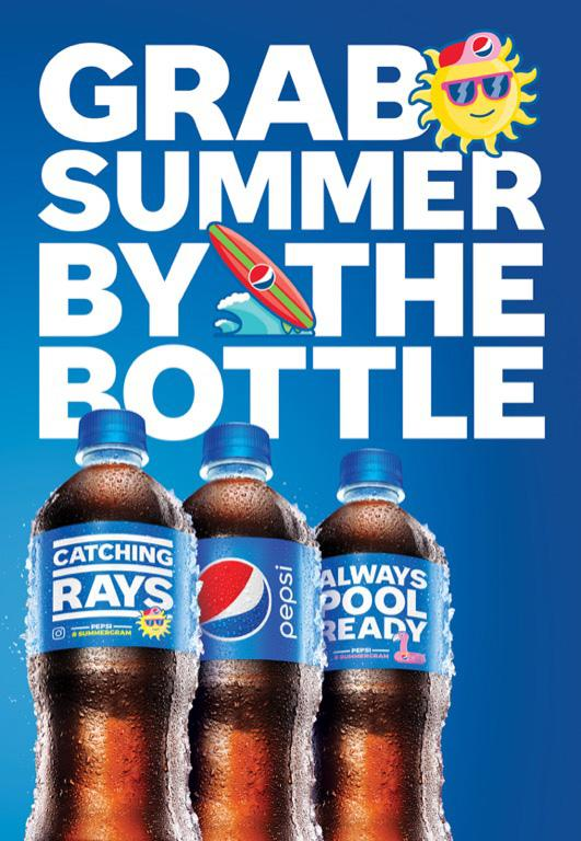 Grab Summer by the Bottle with Pepsi #Summergram
