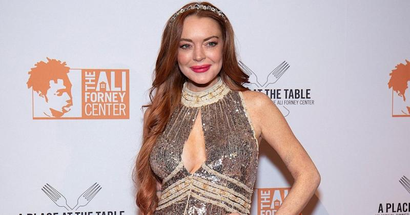 Lindsay Lohan Reveals Her New Album Will Drop at the End of February