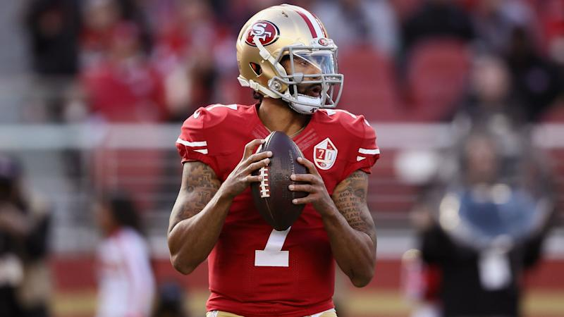 The ball is in their court, we're ready to go - Kaepernick sends message to NFL after workout