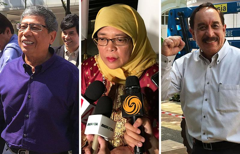 Halimah Yacob: Singapore's soon-to-be first female president