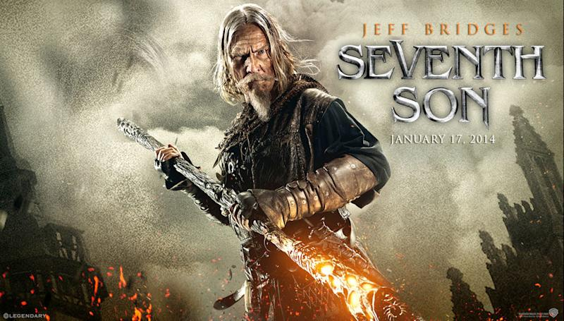 Universal Adopts Legendary's 'Seventh Son' From Warner Bros