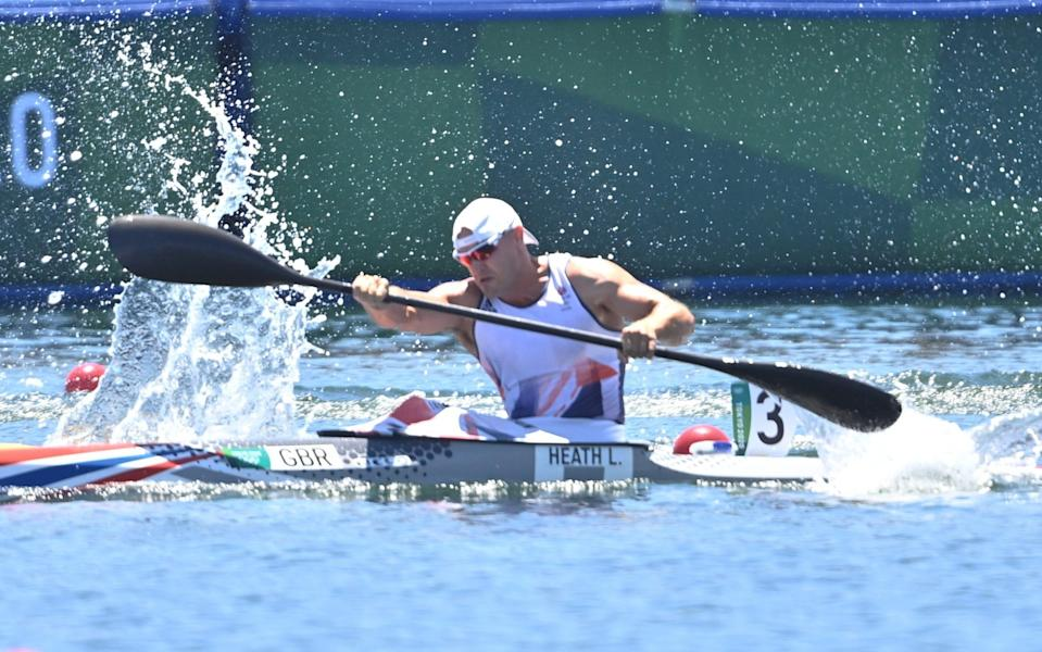 Liam Heath was overjoyed with his bronze - PAUL GROVER