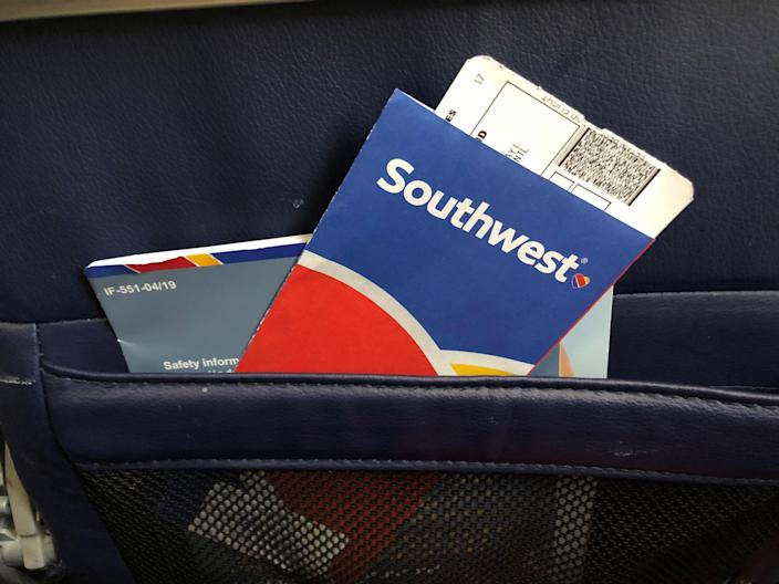 Southwest said the move, spurred by more travelers using mobile boarding passes, will eliminate waste. Most U.S. airlines ditched them years ago.