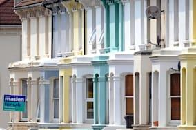 UK house prices hit record level