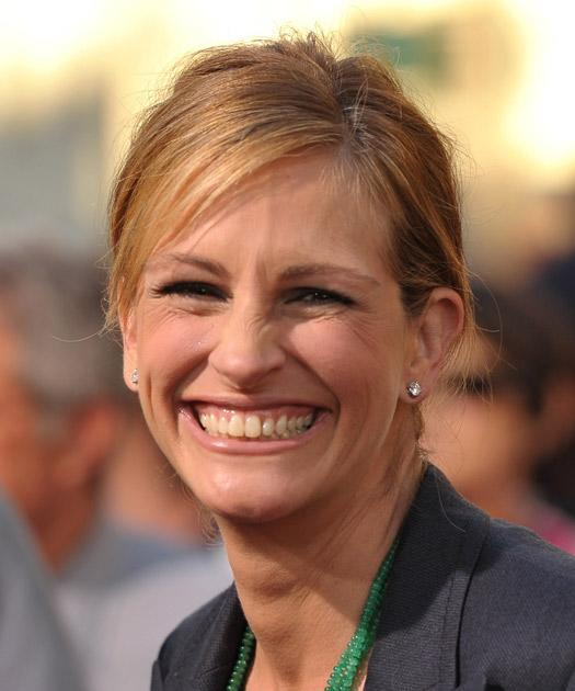 Julia Roberts' smile is is worth $30 million! That smile of hers is definitely worth many millions!
