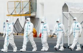 Japan reports first death after coronavirus outbreak