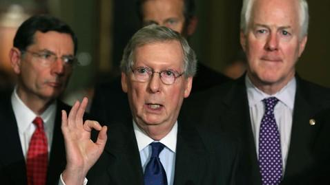 gty mitch mcconnell mi 130412 wblog New Ad Attacks McConnell Using Terrorist Video