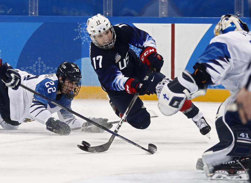 Winter Olympics: US women return to gold medal game