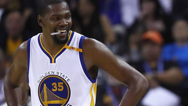 Kevin Durant joined Warriors because they blew 3-1 NBA Finals lead