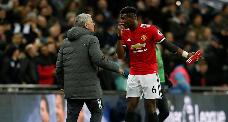 Mourinho: Blame for United's poor start to season not just on me