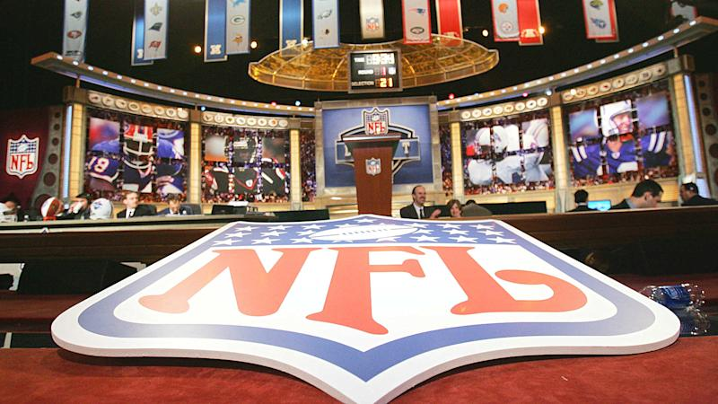 NFL Draft 2017: Worker falls 30 feet while working on stage