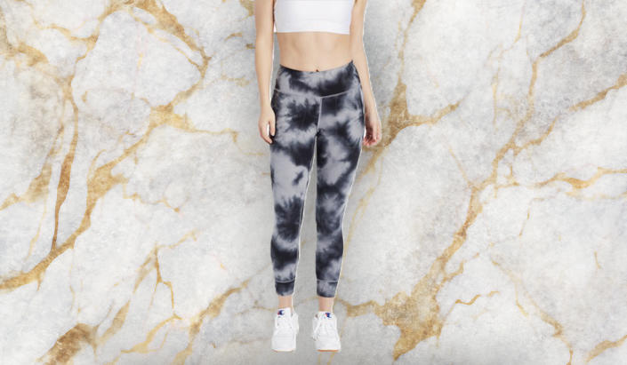 Sure, basic black is beautiful, but it's a little, um, basic. These, on the other hand, are to tie-dye for. (Photo: Walmart)