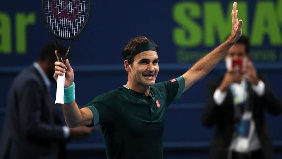 Roger Federer withdraws from Dubai Championships after exit in Qatar