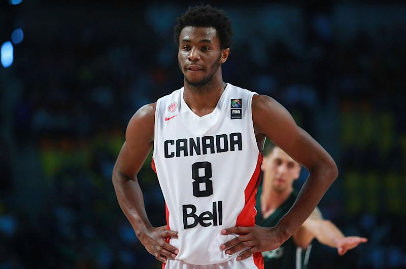 Report  Andrew Wiggins asked Team Canada to pay him 7cba4c9ea