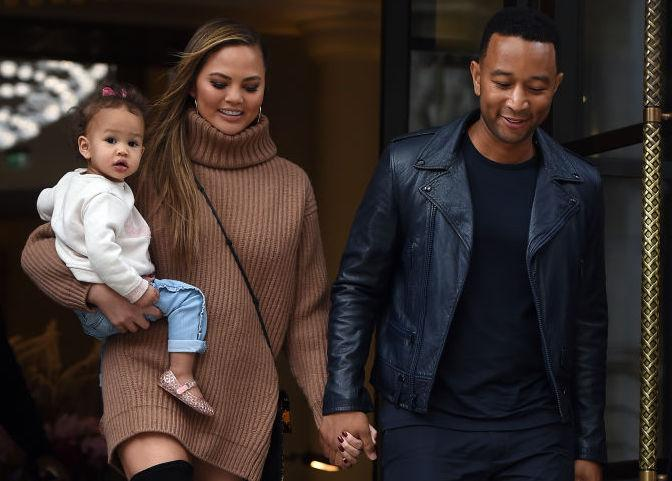 Chrissy Teigen and John Legend just expanded their family ...