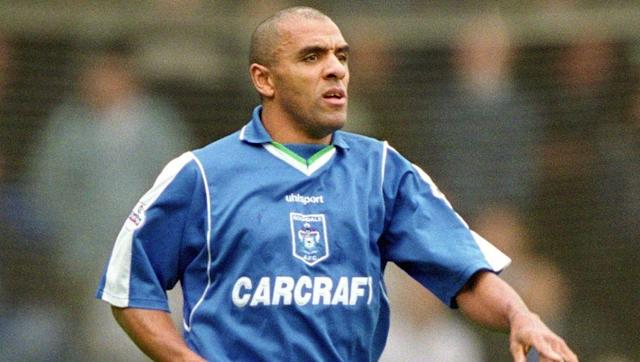 <p><strong>Number of games: 1080</strong></p> <br><p>The former midfielder first payed in 1975 with Grimbsy Town and was still going in 2001 as he played his final match with Rochdale. </p> <br><p>Ford has played more games than any other outfield player in the English league, but incredibly the MBE recipient never made it to the top flight. </p>
