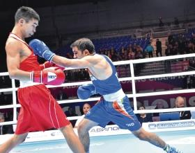 World Boxing Championship: Amit becomes country's first boxer to enter final