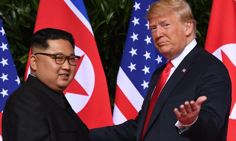 Donald Trump is scheduled to meet with Kim Jong-un in Hanoi this week to discuss North Korea's denuclearization.