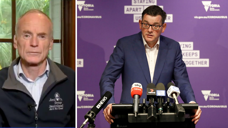 'Worst leader since federation': CEO slams Premier in scathing interview. Source: Getty