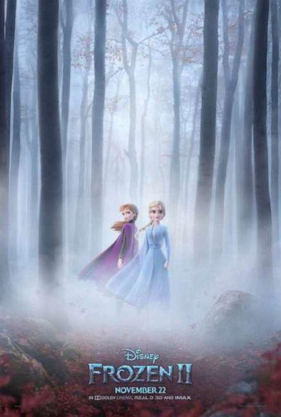 PHOTO: 'Frozen 2' is out in theaters on Friday, Nov. 22. (Disney)