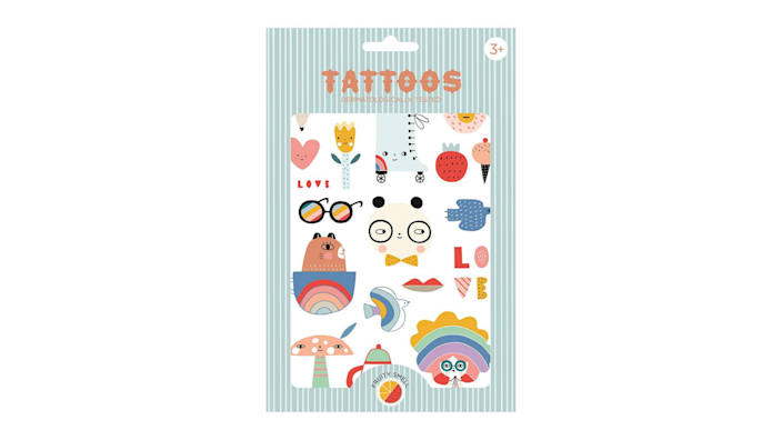 Best Easter gifts: Temporary tattoos